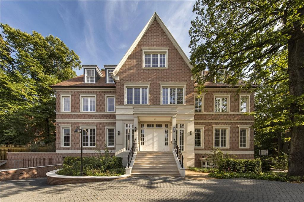 4 Bedrooms Penthouse Flat for sale in The Bishops Avenue, Hampstead Garden Suburb, London, N2
