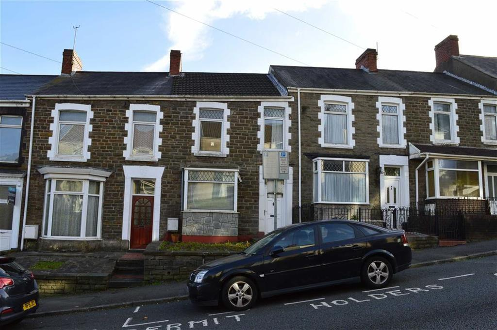 3 Bedrooms Terraced House for sale in Terrace Road, Swansea, SA1