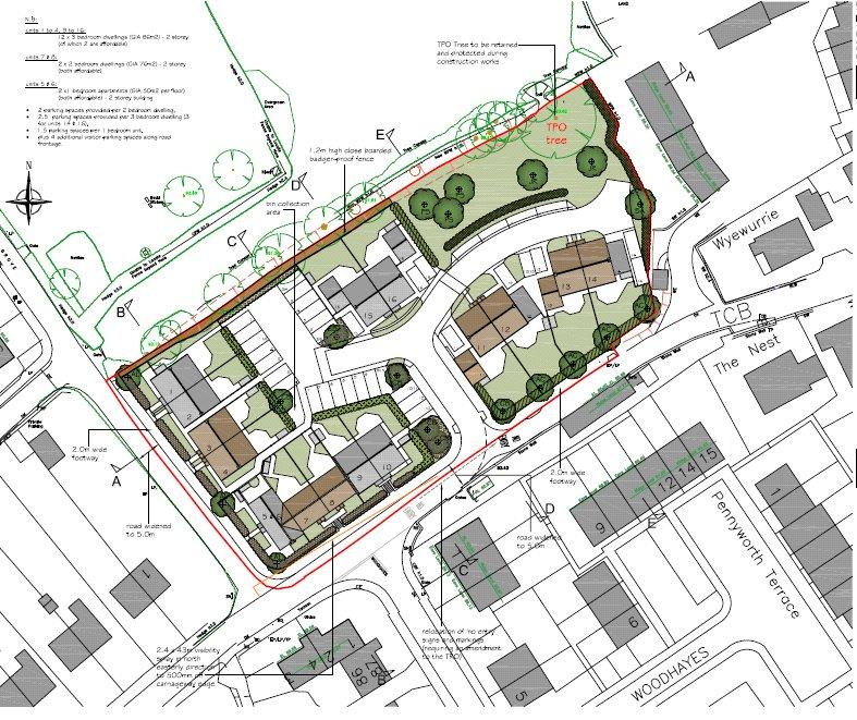 Plot Commercial for sale in Furge Lane, Henstridge, Templecombe, Somerset