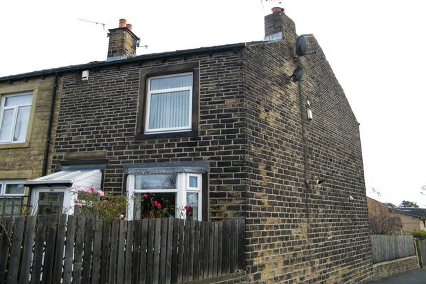 2 Bedrooms End Of Terrace House for sale in Highfield Road, Idle, Bradford, BD10