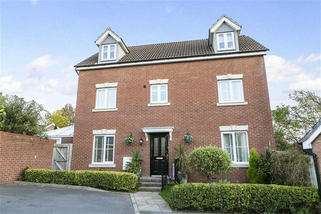 6 Bedrooms Detached House for sale in James Stephens Way, Chepstow, Monmouthshire