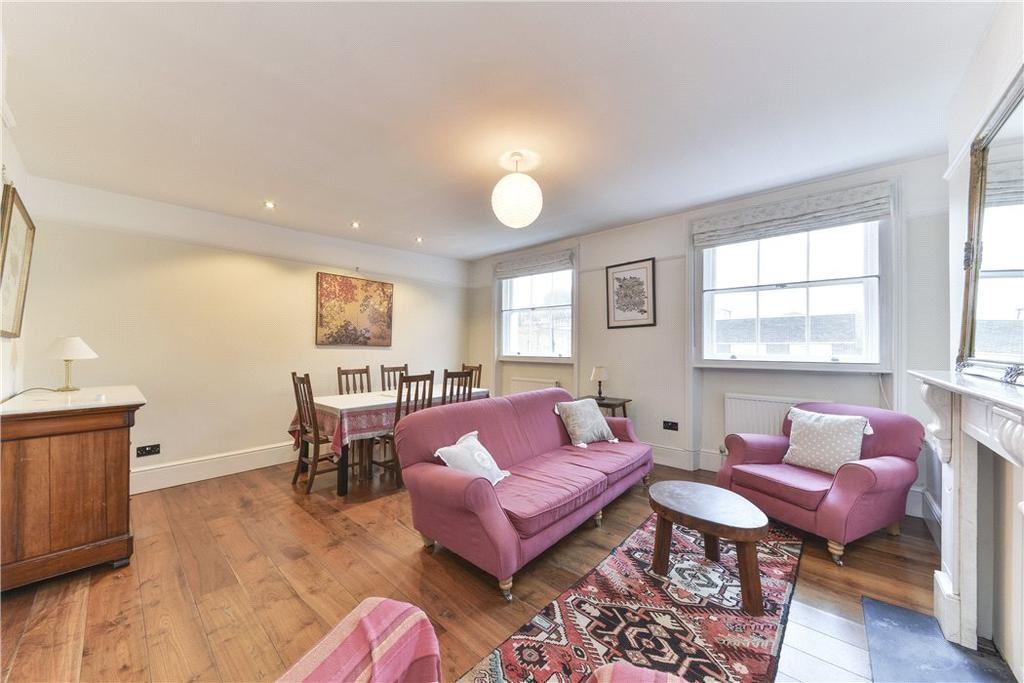 3 Bedrooms Flat for sale in Earls Court Road, Kensington, London, W8