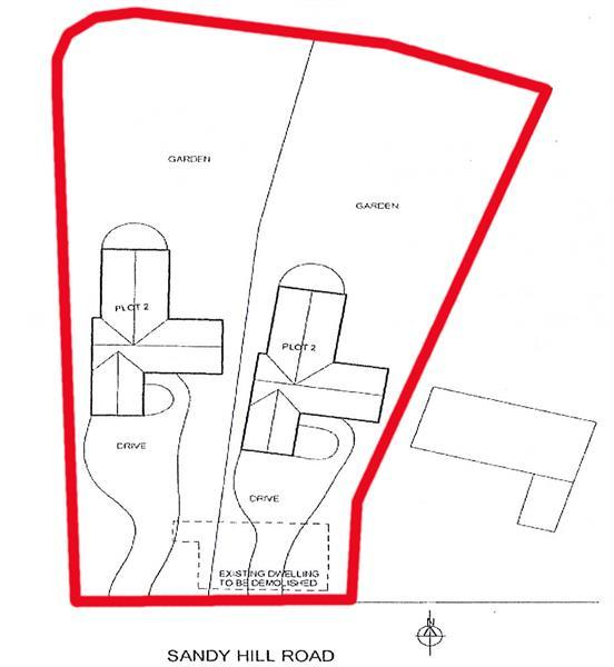 Land Commercial for sale in Residential Development Site, Mountain Ash, Sandy Hill Road, Saundersfoot