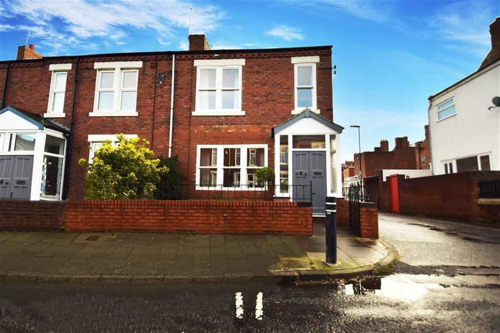 4 Bedrooms Terraced House for sale in Shipley Road, Tynemouth