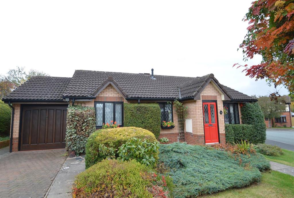 2 Bedrooms Detached Bungalow for sale in 16 Millers Green, Shrewsbury SY1 2UB