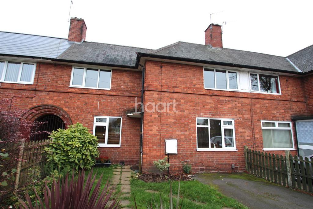 3 Bedrooms Terraced House for sale in Kersall Drive, Nottingham