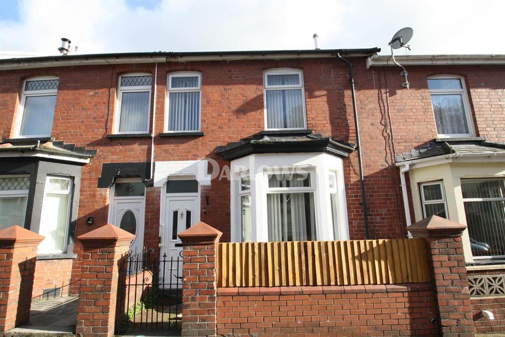 3 Bedrooms Terraced House for sale in Moy Road, Aberfan, Merthyr Tydfil
