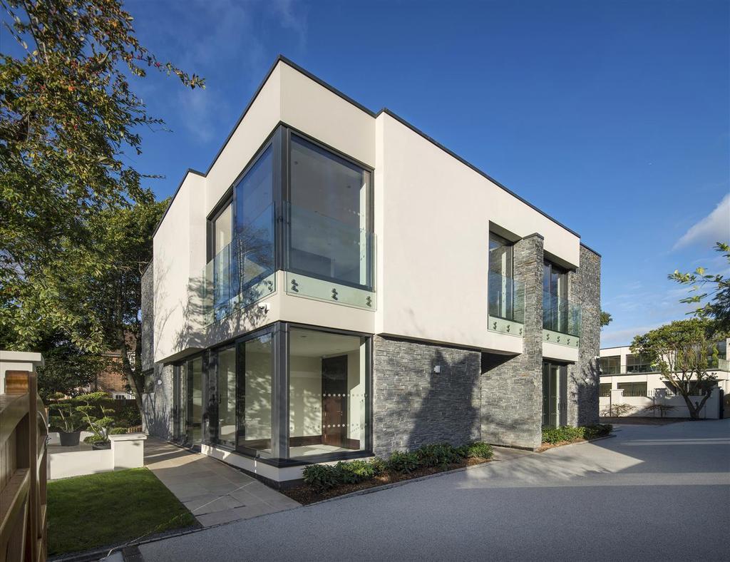 5 Bedrooms Detached House for sale in Denewood House, Denewood Road, N6