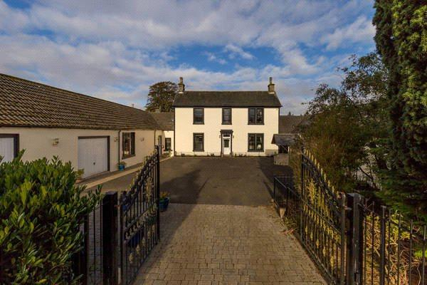 5 Bedrooms Detached House for sale in Newton Farm, Newton Road, Strathaven, South Lanarkshire, ML10