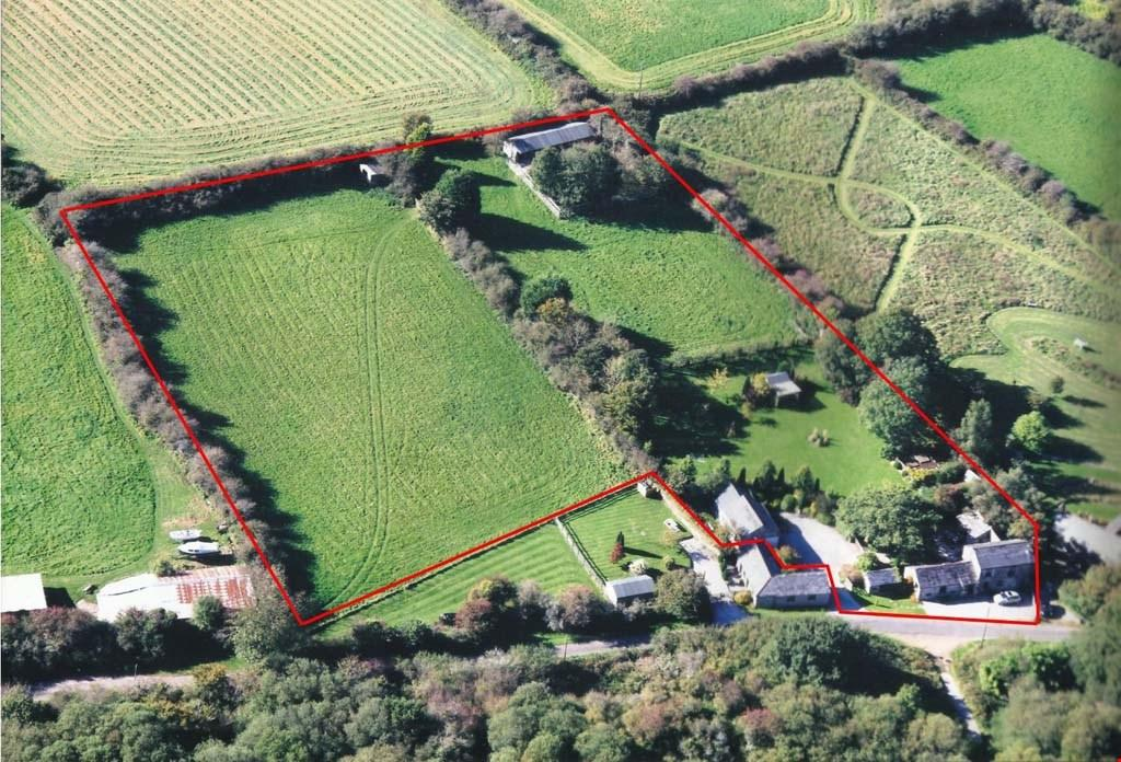 6 Bedrooms Barn Conversion Character Property for sale in Lower Gurtla, Luxulyan, Cornwall , PL30
