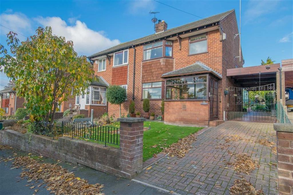 3 Bedrooms Semi Detached House for sale in Pren Hill, Buckley, Buckley