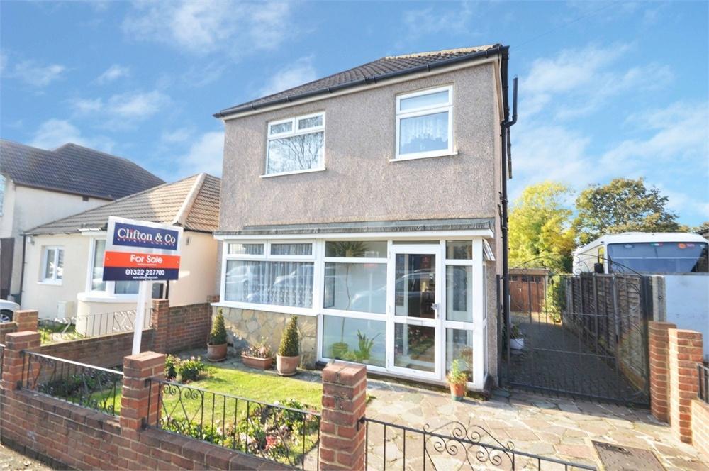 3 Bedrooms Detached House for sale in York Road, Dartford
