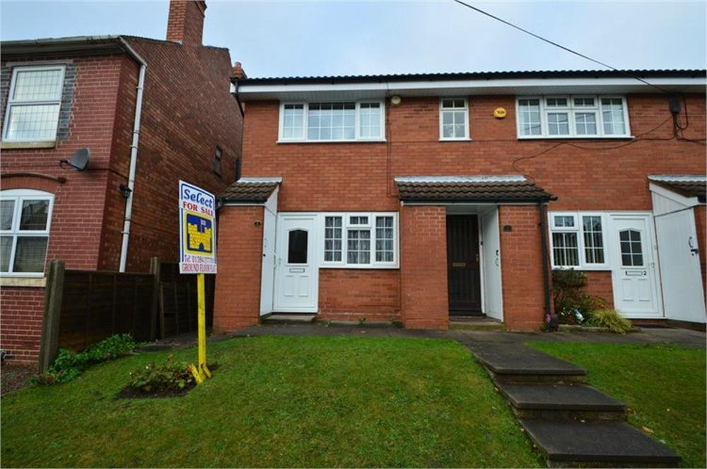 1 Bedroom Maisonette Flat for sale in Redhall Road, Dudley, West Midlands