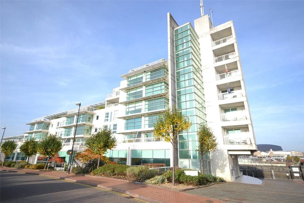 2 Bedrooms Apartment Flat for sale in Sovereign Quay, Havannah Street, Cardiff Bay, Cardiff, CF10