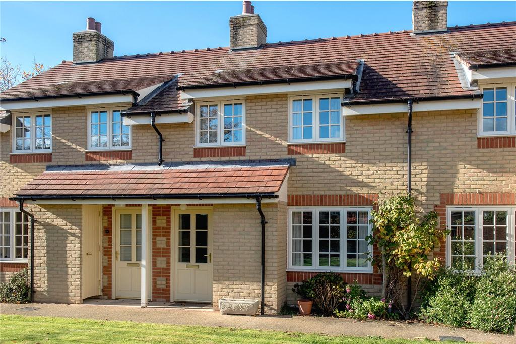 2 Bedrooms Terraced House for sale in Garden Court, Gatchell Oaks, Trull, Taunton