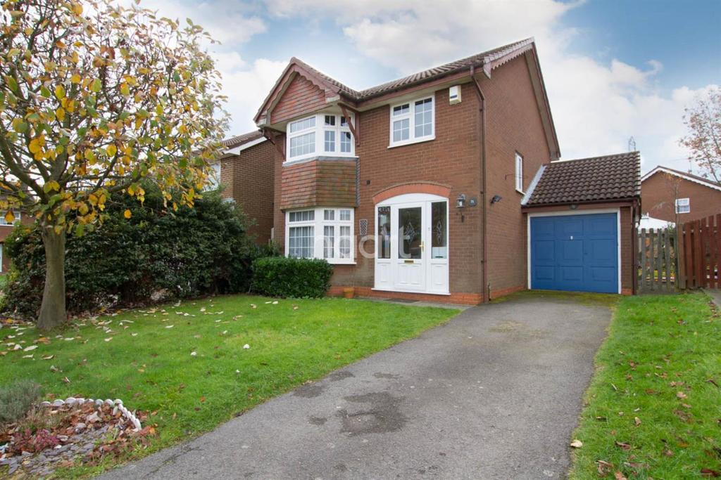 4 Bedrooms Detached House for sale in Beauty In Barton Hills
