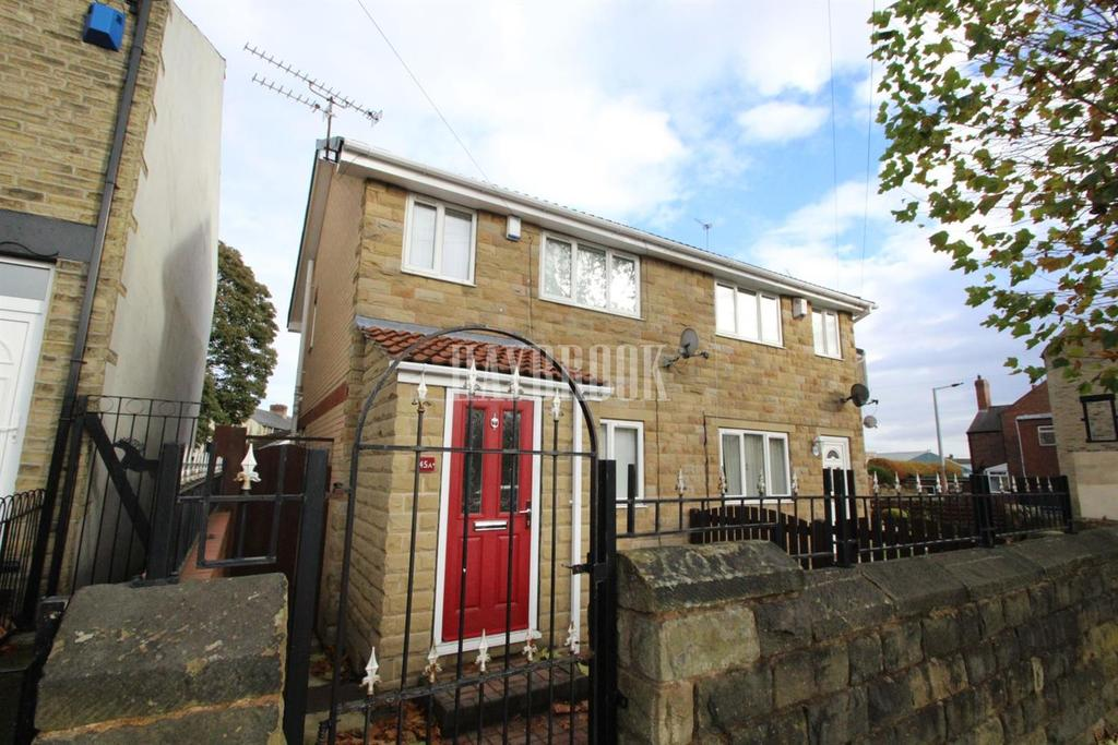 3 Bedrooms Semi Detached House for sale in Shaw Lane, Barnsley
