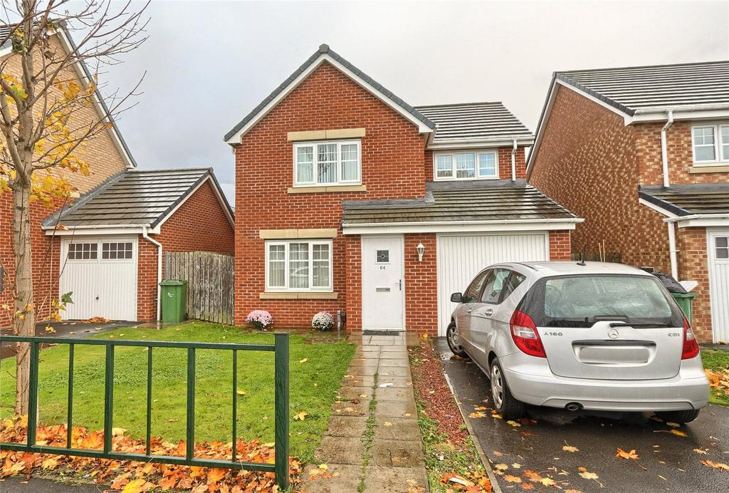 3 Bedrooms Detached House for sale in Diamond Road, Thornaby