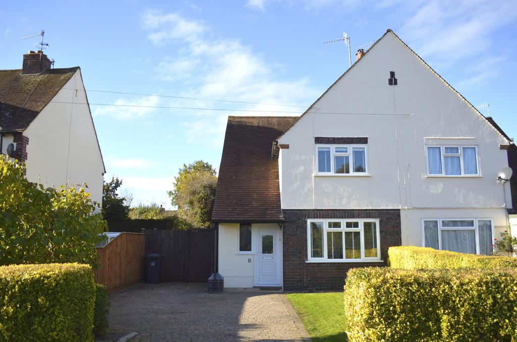 2 Bedrooms Semi Detached House for sale in East Green Drive, Stratford-Upon-Avon