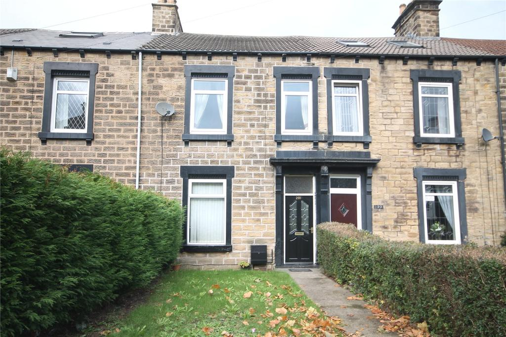 4 Bedrooms Terraced House for sale in Park Road, Barnsley, South Yorkshire, S70