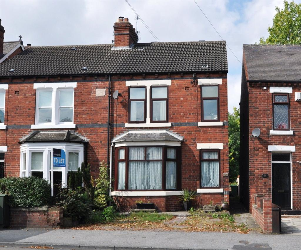 2 Bedrooms Apartment Flat for sale in Ackworth Road, Pontefract, West Yorkshire, WF8