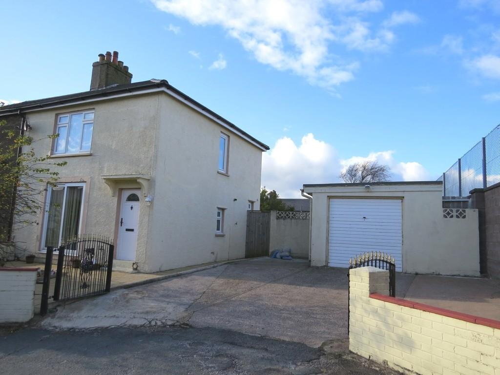 2 Bedrooms Semi Detached House for sale in The Close, Bransty, Whitehaven, Cumbria