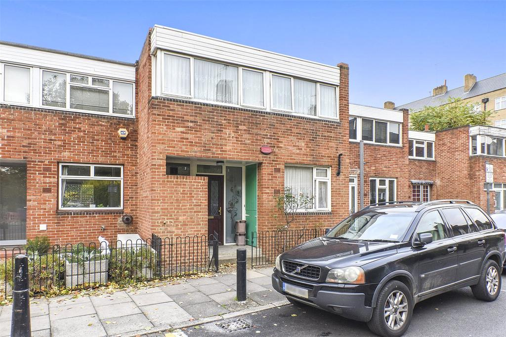 4 Bedrooms Terraced House for sale in Shipton Street, Bethnal Green, E2