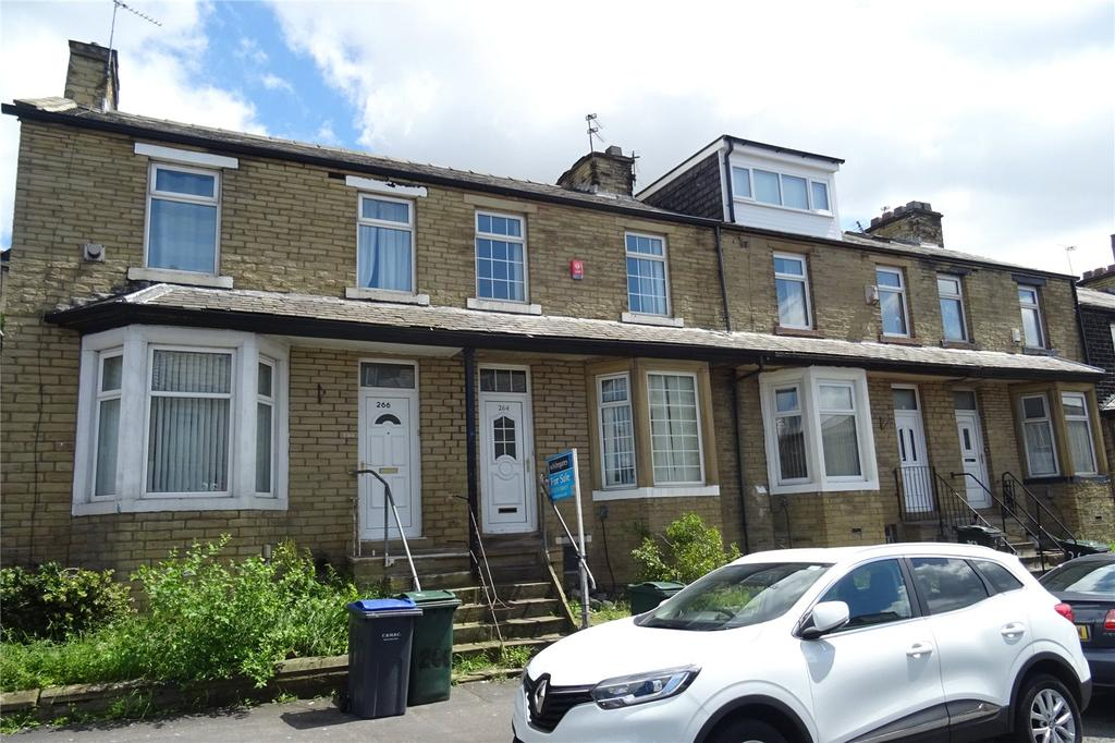 3 Bedrooms Terraced House for sale in Otley Road, Bradford, West Yorkshire, BD3