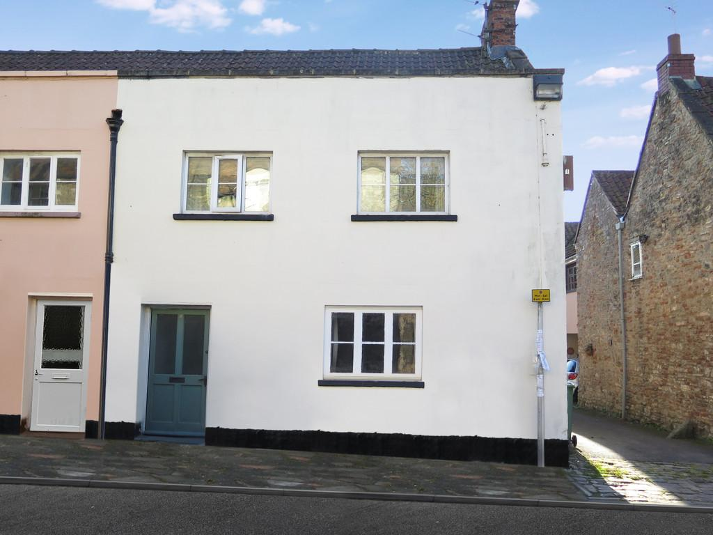 2 Bedrooms End Of Terrace House for sale in St. Thomas Street, Wells