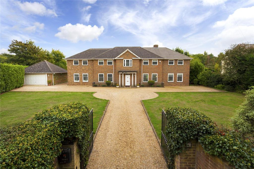 5 Bedrooms Detached House for sale in Stodmarsh Road, Canterbury, Kent, CT3
