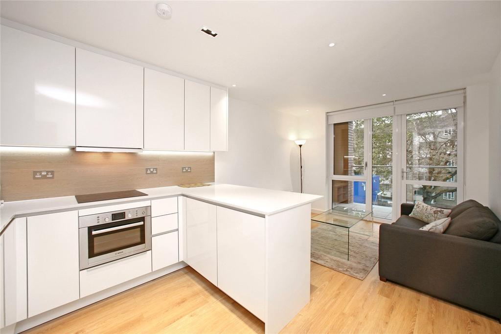 1 Bedroom Flat for sale in Rivulet Apartments, Devan Grove, London