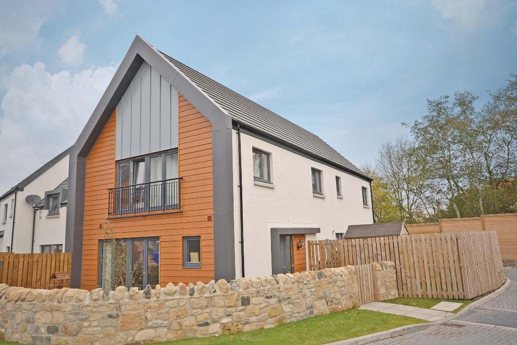 2 Bedrooms End Of Terrace House for sale in Citizen Jaffray Court, Cambusbarron, Stirling, FK7 9RE
