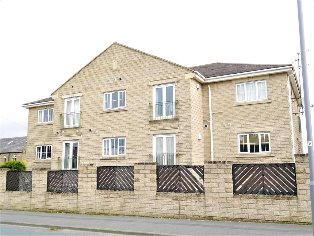 2 Bedrooms Flat for sale in Glastonbury Court, Tyersal, Bradford, BD4 8NZ