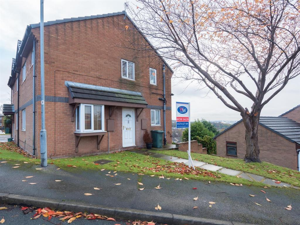 3 Bedrooms Semi Detached House for sale in Farriers Croft, Bradford, BD2 1ET