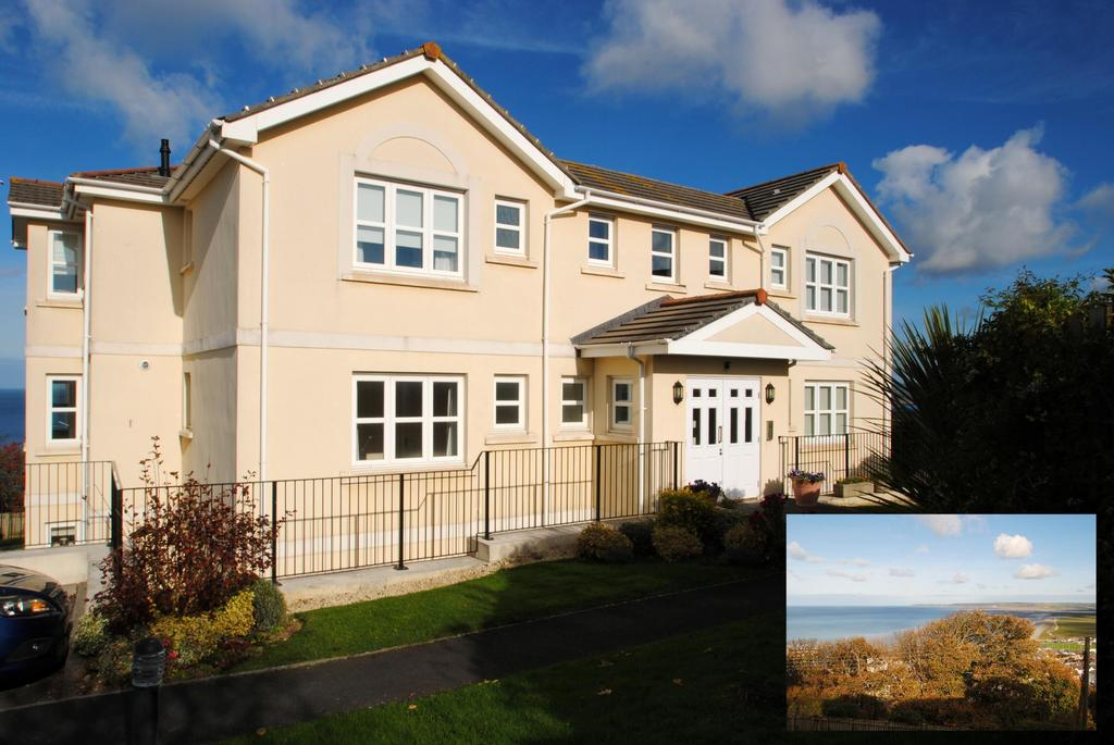 2 Bedrooms Apartment Flat for sale in Stanwell Drive, Westward Ho!
