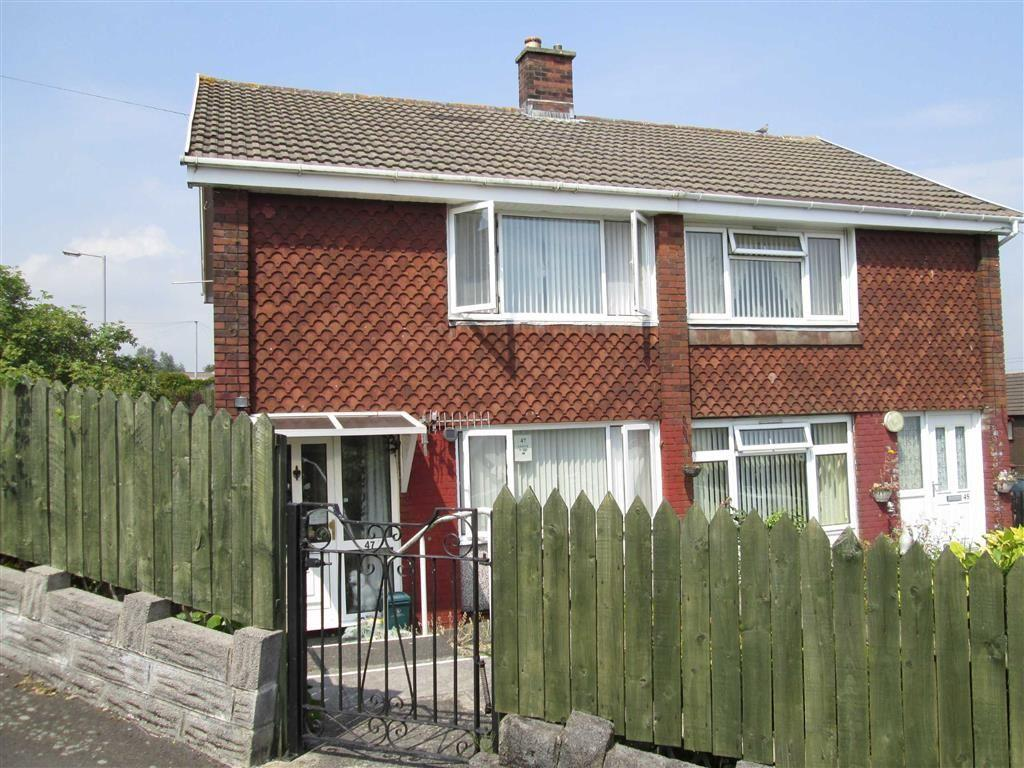 2 Bedrooms Semi Detached House for sale in Lloyd Road, Swansea, SA5