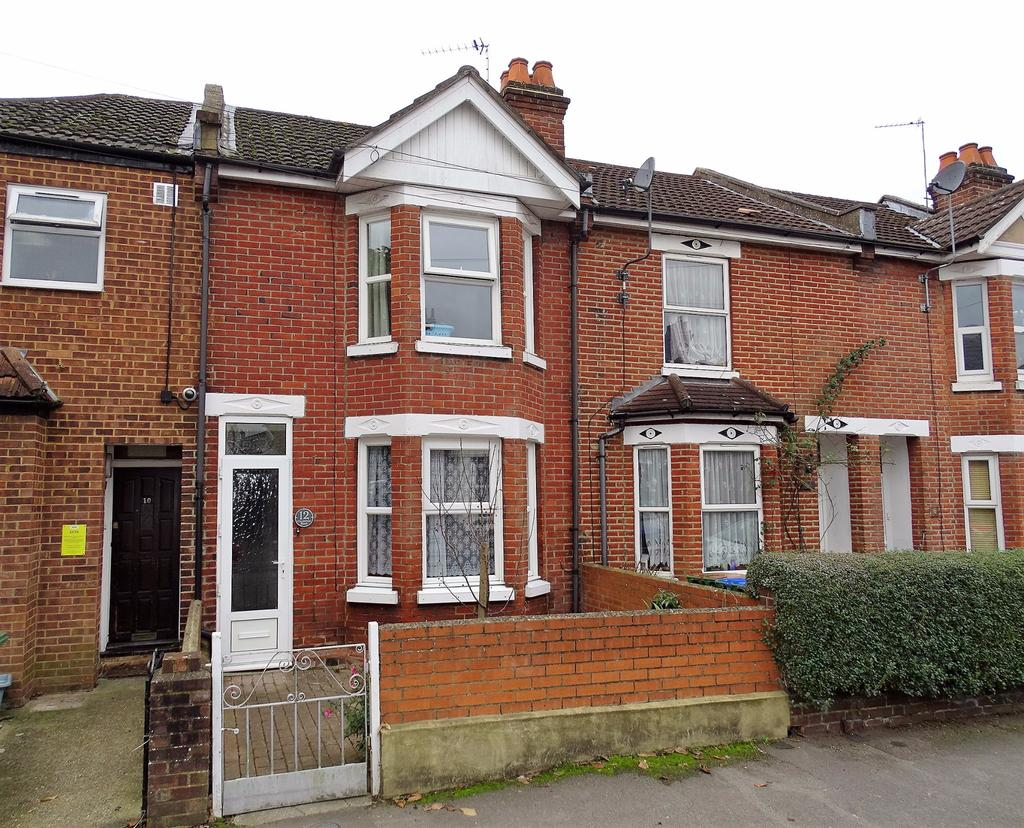 3 Bedrooms Terraced House for sale in Shirley, Southampton