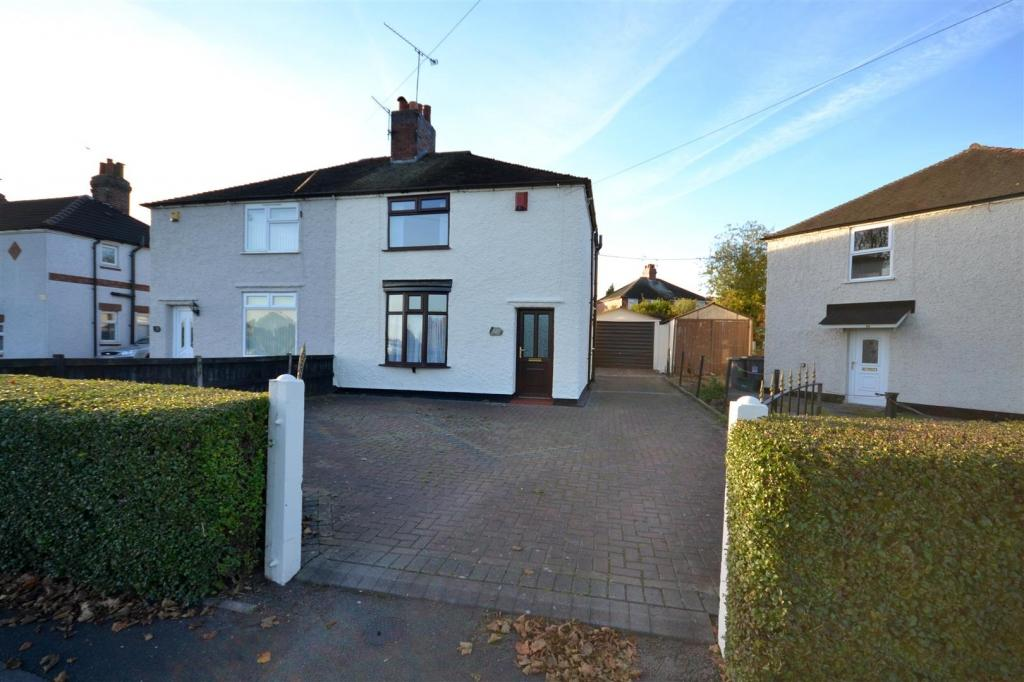 2 Bedrooms Semi Detached House for sale in Milehouse Lane, Newcastle under Lyme