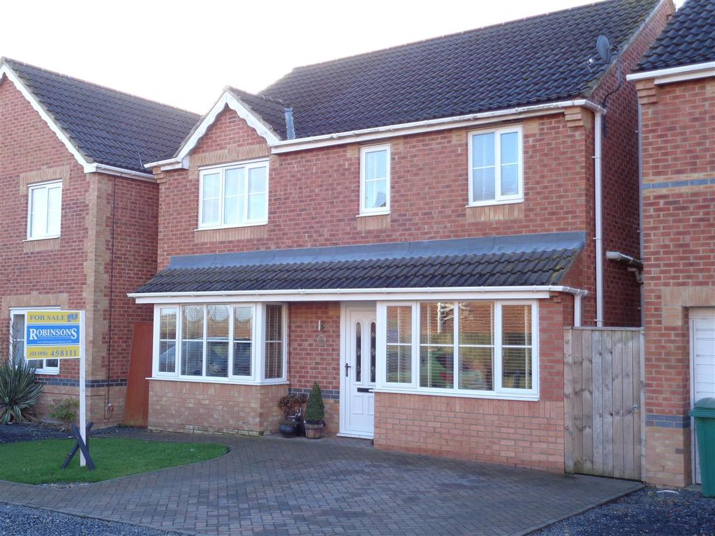 3 Bedrooms Detached House for sale in Walton Crescent St. Helen Auckland, Bishop Auckland