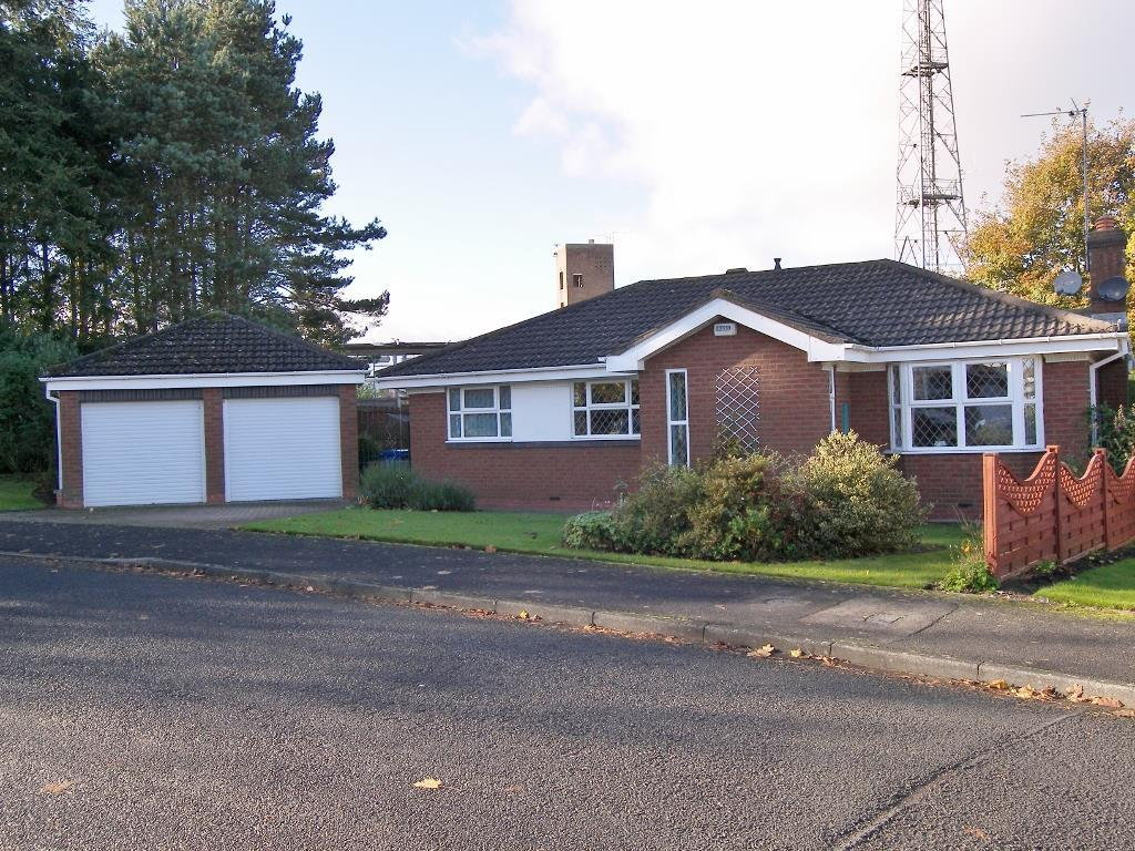 3 Bedrooms Detached Bungalow for sale in Merley Gate, Morpeth