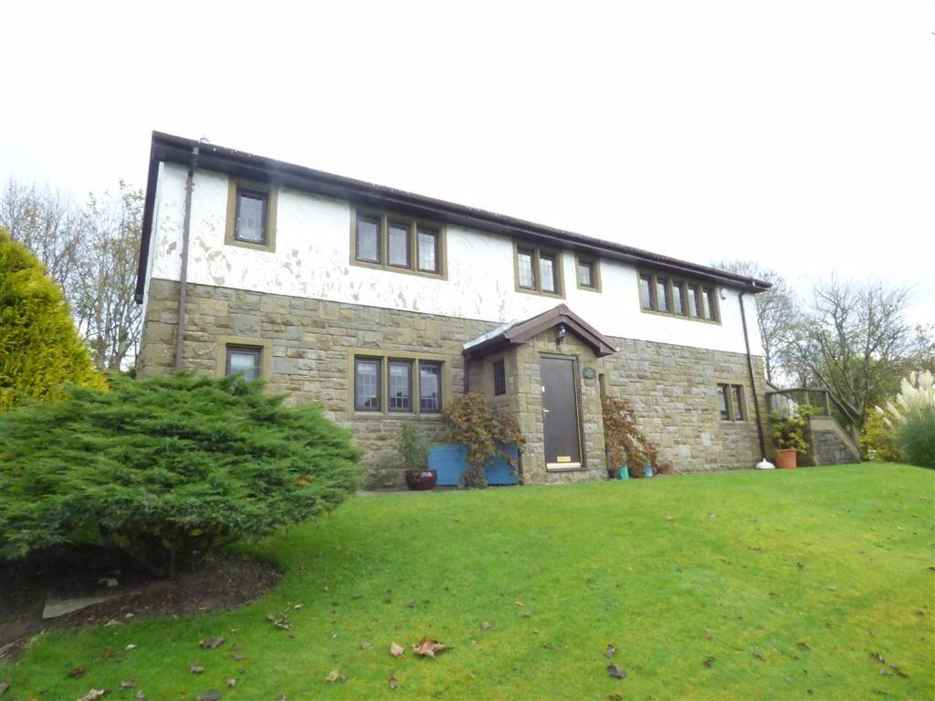 4 Bedrooms Detached House for sale in Rochdale Road, Bacup, Lancashire, OL13