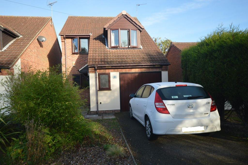 4 Bedrooms Detached House for rent in Hunters Close, Wilford Village