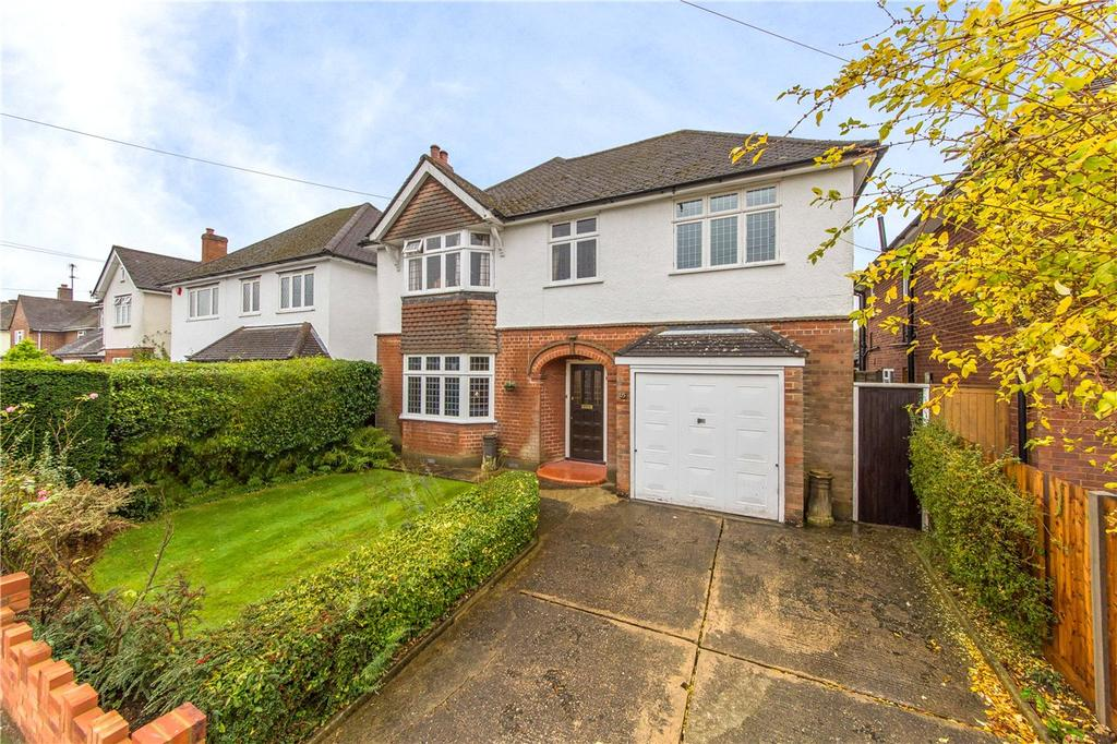 4 Bedrooms Detached House for sale in Dalkeith Road, Harpenden, Hertfordshire