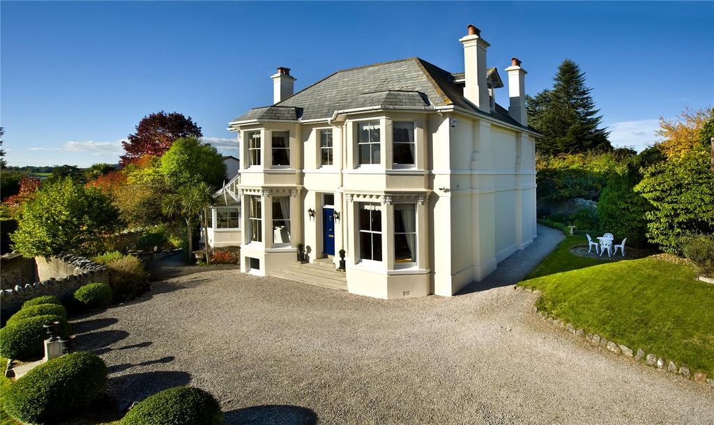 6 Bedrooms Unique Property for sale in St Marys Road, Wolborough Hill, Newton Abbot, Devon, TQ12