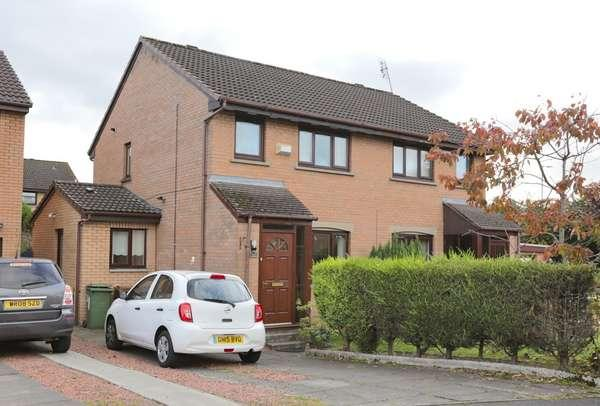 3 Bedrooms Semi-detached Villa House for sale in 68 Micklehouse Road, Baillieston, Glasgow, G69 6TG