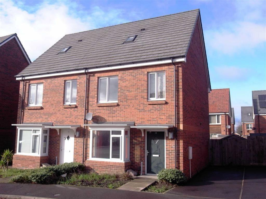 3 Bedrooms Semi Detached House for sale in Sorrel Close, Darlington