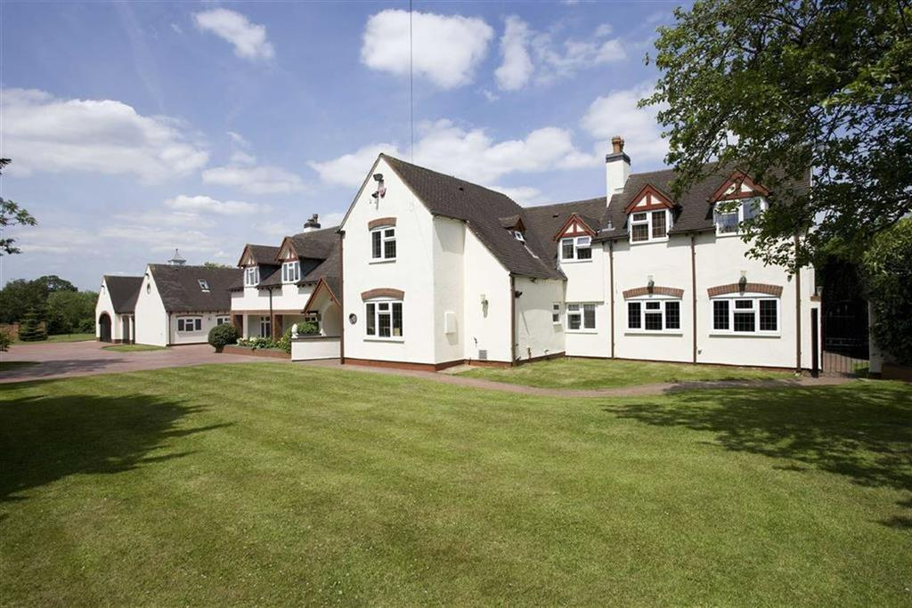 5 Bedrooms Detached House for sale in Bulls Lane, Sutton Coldfield