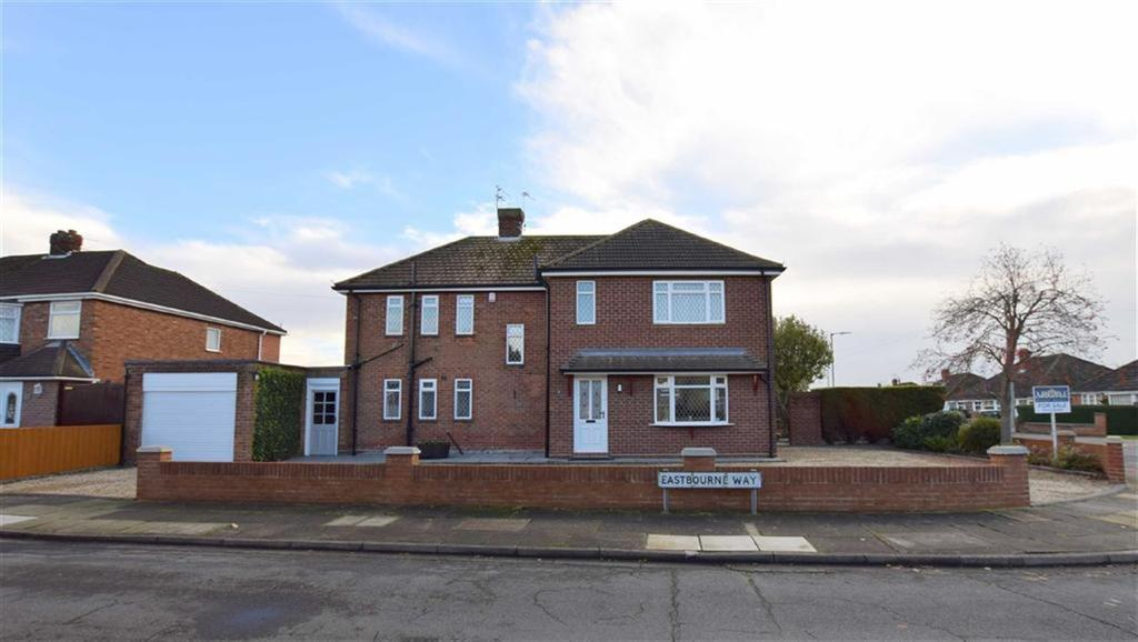 4 Bedrooms House for sale in Eastbourne Way, Scartho, North East Lincolnshire