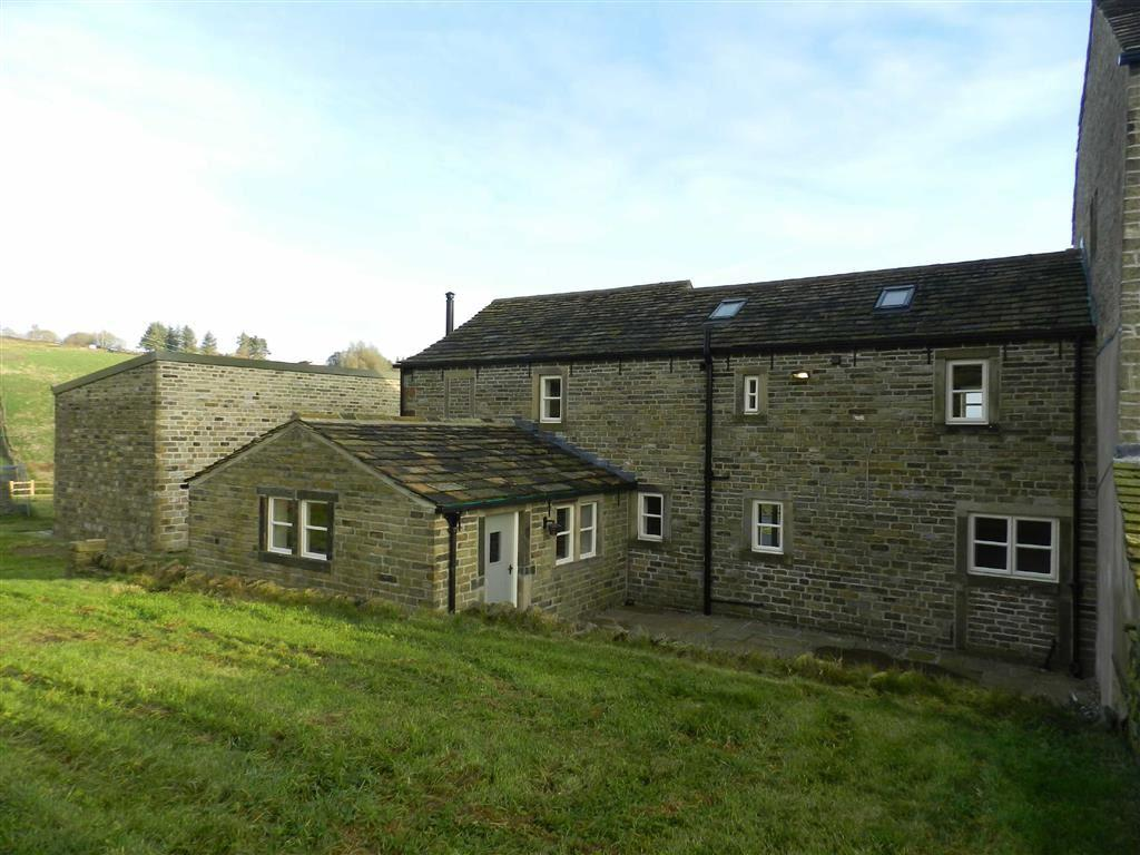 4 Bedrooms Barn Conversion Character Property for sale in New Closes Farm Back Lane, Upperthong, Holmfirth, HD9