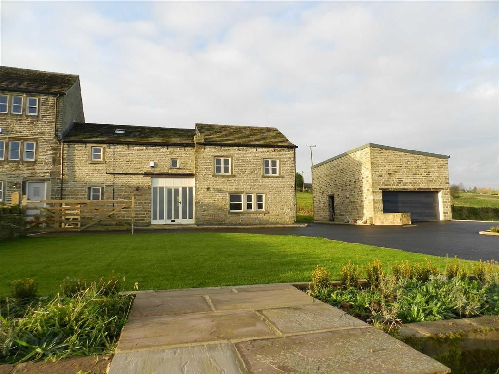 4 Bedrooms Unique Property for sale in New Closes Farm Back Lane, Upperthong, Holmfirth, HD9